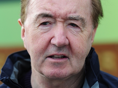 Irish trainer Dermot Weld