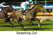 Splashing Out